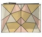 Karen Millen SHATTERED GLASS  Pochette multicolour