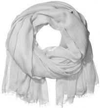 PIECES - Pcnoggli Long Scarf, Foulard da collo da donna, grigio (high-rise), unica (Taglia produttore: unica)