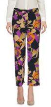 ANNARITA N. - PANTALONI - Pantaloni capri - on YOOX.com