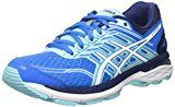 Asics GT-2000 5, Scarpe Running Donna, Multicolore (Diva Blue / White / Aqua Splash), 37 EU