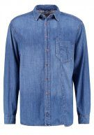 Nudie Jeans CALLE Camicia blue denim