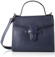 Bulaggi Toorop Handbag - cartella Donna, Blau (Dunkel Blau), 23x11x26 cm (B x H T)