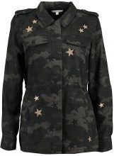 TOM TAILOR DENIM MILITARY  Giacca da mezza stagione black olive