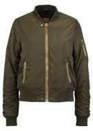 Lee BOMBER JACKET       Giubbotto Bomber army green