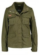 Superdry CLASSIC ROOKIE  Giacca leggera vintage olive