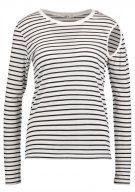 LTB BONILE Maglietta a manica lunga black/white