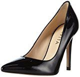 Evita ShoesPump - Scarpe con Tacco Donna , Nero (Schwarz (schwarz 10)), 36 EU