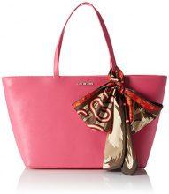 Love Moschino JC4059, Tote Donna, Rosa (Pink), 12 x 27 x 52 cm (B x H x T)
