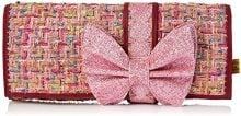 Irregular Choice Cookies & Cream Clutch - Pochette da giorno Donna, Pink (Pink Multi), 5x14x30 cm (W x H L)