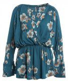 Free People TUSCAN DREAMS Tunica turquoise