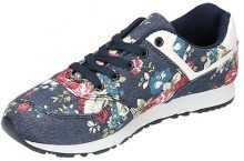 Sneakers a fiori