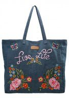 Codello Shopping bag navy blue
