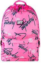 Superdry Super Crew Montana, Borsa a Zainetto Donna, Rosa (Fluro Pink), 30.0 x 45.0 x 13.0 cm (W x H x L)