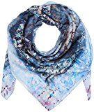 Bonita Schal, Sciarpa Donna, Multicolore (Light Powder Blue 6848), Taglia Unica