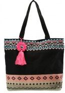 Jennyfer Shopping bag black