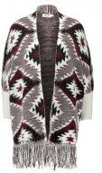 Molly Bracken Cardigan dark red