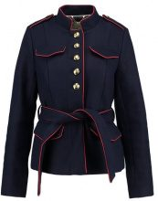 Banana Republic BELTED MILITARY  Blazer preppy navy