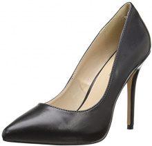Pleaser Amuse 20- Scarpe con tacco donna, colore Nero (Black (Blk Pat)), taglia 40 EU