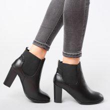 Chelsea boots con inserto elastico