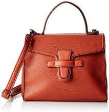 Bulaggi Toorop Handbag - cartella Donna, Orange (Burnt Orange), 23x11x26 cm (B x H T)