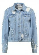 Glamorous Giacca di jeans light stone wash