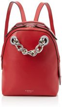 Fiorelli Anouk - Borse a zainetto Donna, Red (Pillar Box Red), 12x27x22 cm (W x H L)