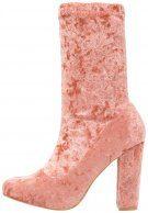 Glamorous Stivali con i tacchi rose gold