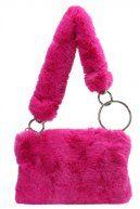 Topshop TEDDY Borsa a mano pink