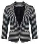 Blazer - white/black