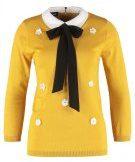 Kookai Maglione jaune dor