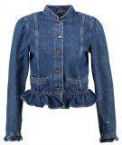 GAP RUFFLE MED LADY STONE Giacca di jeans medium indigo