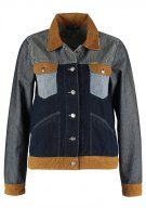 Wrangler by Peter Max WESTERN Giacca di jeans rinsewash
