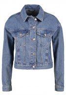 Topshop MATILDA Giacca di jeans middenim