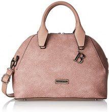 Bulaggi Kupka Handbag - cartella Donna, Pink (Alt Rosa), 24x14x34 cm (B x H T)