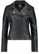 Oasis BIKER  Giacca in fintapelle black