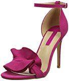 Dorothy PerkinsSway Ruffle Sandals - Scarpe Peep-Toe donna , rosa (Pink (Pink)), 39