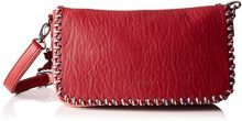 Lollipops Andycup Clutch - Borse a spalla Donna, Rouge (Red), 9x17x31 cm (W x H L)