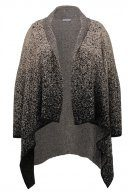 Anna Field Curvy Cardigan oatmeal/ anthracite