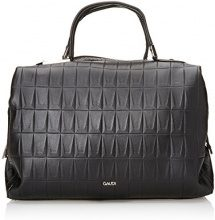 Gaudì V7ai-70587 Big Top Handle Bag-Linea Allison, Borsa a Mano Donna, Nero (Black), 38 x 21 x 17 cm (W x H x L)