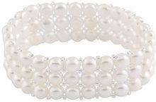 Bella Pearls Donna     Rotonda Goccia perla cinesa da coltivazione bianco Perla FINENECKLACEBRACELETANKLET