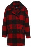 Tigha KYLIE Cappotto classico red/check