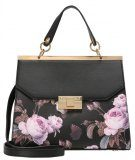 New Look JANET FLORAL          Borsa a mano black pattern
