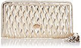 Jane Shilton Crystal - Quilted Zip,  Oro oro