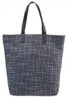 Becksöndergaard PATRICE Shopping bag mazarina blue