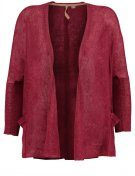 White Stuff INDIGENOUS Cardigan desert red