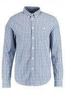Pier One Camicia navy/white