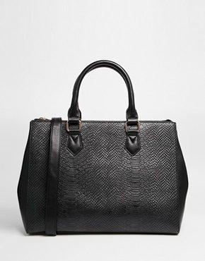 ASOS - Maxi borsa con zip