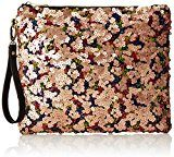 Lavand Clutch Woman, Accessorio Donna, Rosa (PK), UNICA