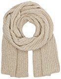Stefanel, SCIARPA COSTA INGLESE - Sciarpa da donna, colore beige3245, taglia UN.
