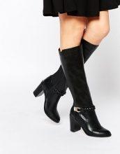 ASOS - CHAIN MAIL - Stivali al ginocchio